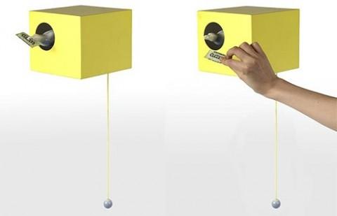 Cucoon-condom-dispenser