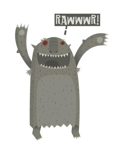Monster_rawr
