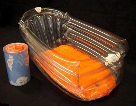 Inflatablebabyspabath