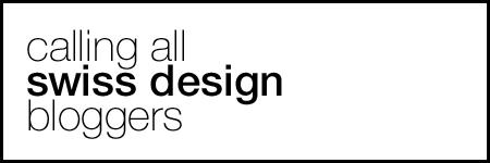 Swissdesignbloggers