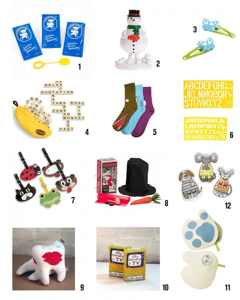 12stockingstuffers