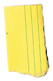Tornyellowpaper