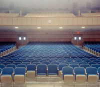 Auditorium, by James Rajotte