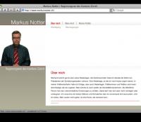 Markus Notter | Swiss Policitian