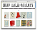 The all new Keep Calm Gallery