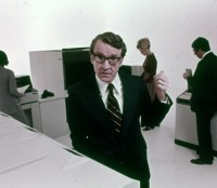 Scenes From An 1975 IBM Slide Presentation