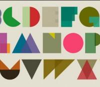 shape typeset