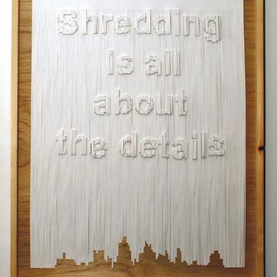 Davidaspinallshredding