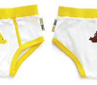 Pee and Poo Kids Underwear