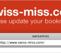 new swissmiss url! please update your bookmarks