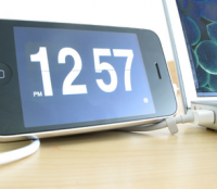 Flip Clock for your iPhone