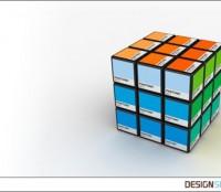 Rubitone (Rubik + Pantone)