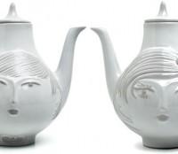 Jonathan Adler him/her teapot