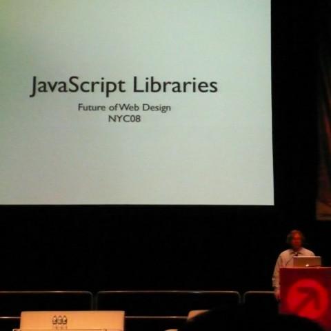 Javascriptlibraries
