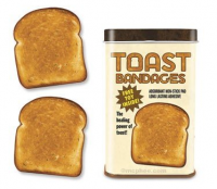 Toast Adhesive Bandages