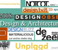Top 25 Design & Architecture Blogs