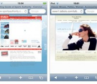 52 E-Commerce Stores on the iPhone