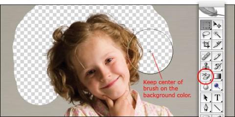swissmiss use photoshop s background eraser tool