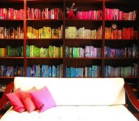how do you organize your books?