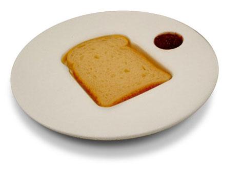 Breadplate