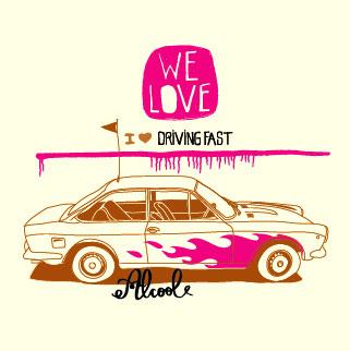 Drivingfast
