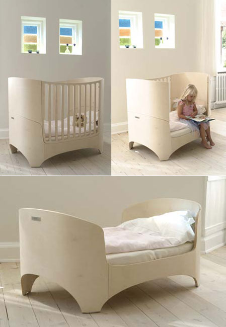 While traveling through Europe  I fell in love witha danish crib toddler  bed called Leander  I pretty much spent an entire day driving my husband  and my. swissmiss   leander bed
