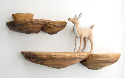 Mushroomshelves