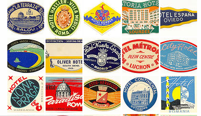 swissmiss | luggage labels