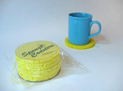 Spongecoasters